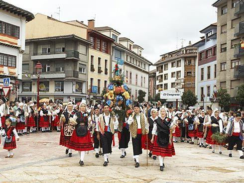 Fiesta de la Sidra (Villaviciosa).