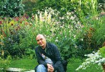 José Valdeón. Jardinero y paisajista