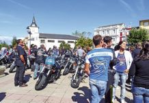 XXV edición de la Concentración de Motos, en La Caridad.
