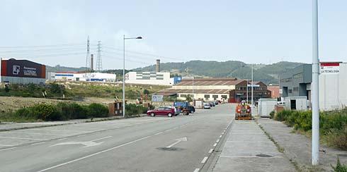 Parque Empresarial de La Peñona (Gijón)