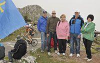 Delegación de Mazzo di Valtellina-puerto del Mortirolo