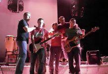 Grupo de música Solo x Joder (Riosa)