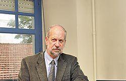 Alfonso Toribio. Decano del Colegio de Arquitectos de Asturias