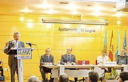 Presentación de la Asociación AVISPA el pasado día 23 de septiembre.