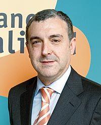 Luis Valdés. Vicepresidente del Club Asturiano de Calidad