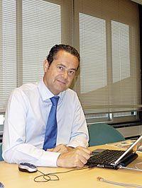 Carlos Luengos. Director de Servicios de Eficiencia Energética de HC Energía.
