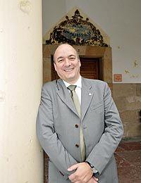 Enrique Jáimez. Gerente del Clúster de energía, medioambiente y cambio climático de la Universidad de Oviedo.