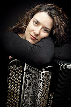 "María Álvarez ""Maraya Zydeco"""