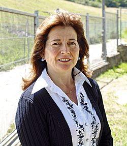 Mercedes Cruzado. Secretaria Gral. de COAG-Asturias