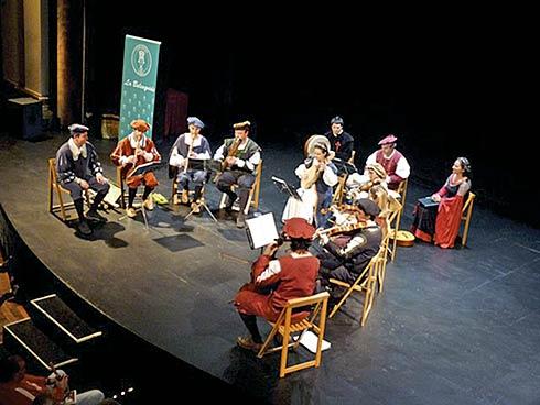 Festival de Música Sacra Maestro de la Roza. Oviedo, noviembre de 2010.