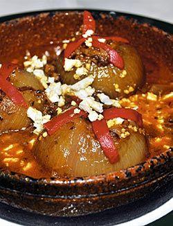 Cebolles Rellenes de El Entrego