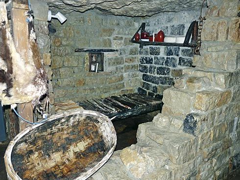 Cueva-exposición del Queso de Cabrales