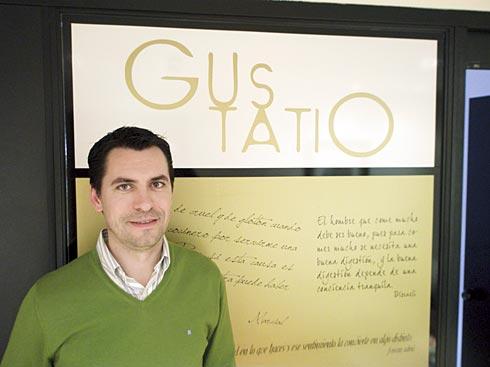 David Fernández-Prada. Periodista gastronómico