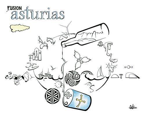 Asturias en positivo