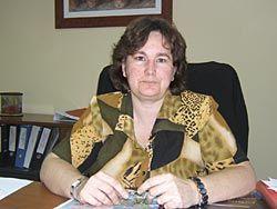 Marisa Negrete. Directora General de APIA