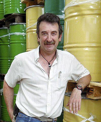 Florentino Rodríguez. Presidente de APIVANA