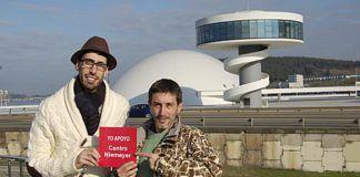 Manifestación de apoyo al Niemeyer