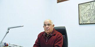Eduardo Alba Presidente de Cooperativas Agroalimentarias Principado de Asturias