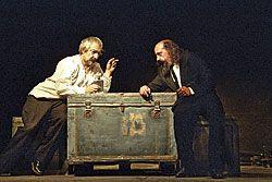 L´ensalmador, de Teatro Telón de Fondo