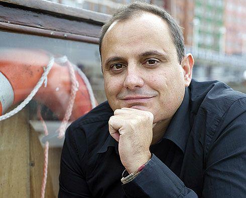 Julio Rodríguez. Escritor