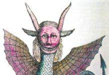 El monstruo del Llagu Enol