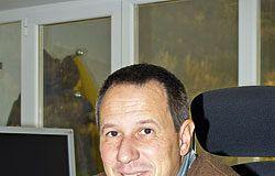 Pablo Sanzo. Presidente de la Entidad de Conservación de Argame