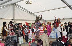 Carnaval en Siero