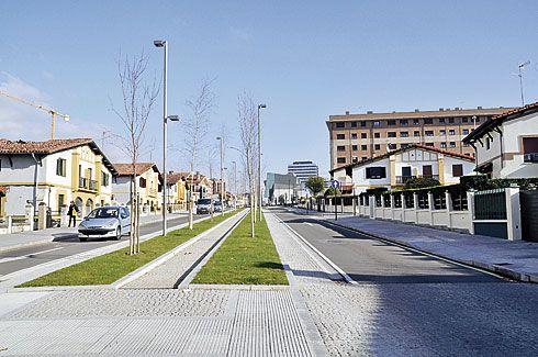 Pola de Siero, capital del concejo