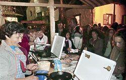 Festival del Esfoyón y el Amagüestu en Tineo