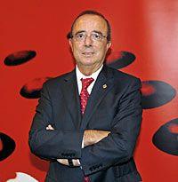 Miguel De La Fuente. Decano del Colegio de Economistas de Asturias
