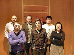 Miembros de la Asociación Iniciativa pol Asturianu