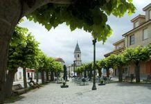 Plaza del Ayuntamiento, Muros de Nalón.