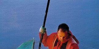 Juan Carlos Iglesias, pescador de San Juan de la Arena, autor del libro 'Anguleros del Nalón'