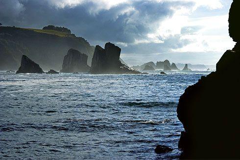 Cambio climático en Asturias.