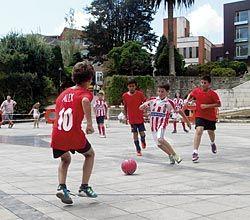 Torneo de Fútbol Tres
