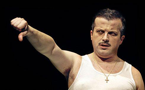 Jorge Moreno. Dramaturgo, actor y director de Konjuro Teatro