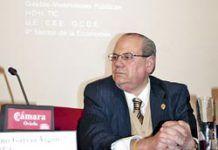 Joaquín Mastache de la Peña. Miembro del Colegio de Economistas de Asturias