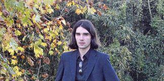 """Víctor Pablo Solares. Autor de la novela """"6 de Noviembre"""""""