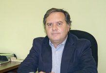 Delfín Cuervo. Presidente de la Asociación de Empresarios del Polígono de Asipo