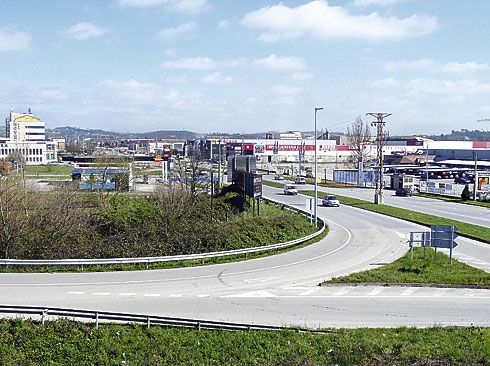 Polígono Industrial de Silvota, Llanera