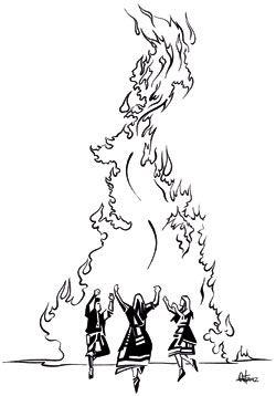 Asturias está que arde