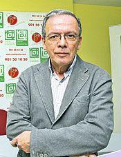 Carlos Ponte. Médico y miembro de la Plataforma Cívica en Defensa de la Sanidad Pública en Asturias.