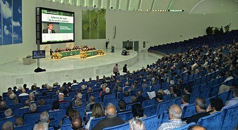 Caja Rural de Asturias: Informe anual 2011.