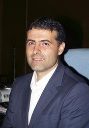 José Luis Fontaniella. Alcalde de Cangas del Narcea.