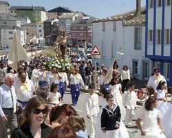 Fiestas del Carmen. Cervo, Lugo.
