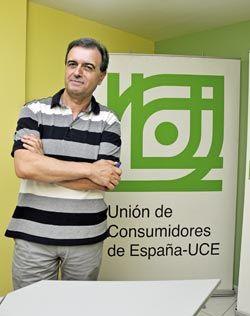 Dacio Alonso, Presidente de UCE - Asturias.
