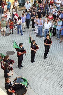 Festival de la Sidra. Nava