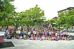 Navia con los jóvenes. Talleres infantiles 2012.