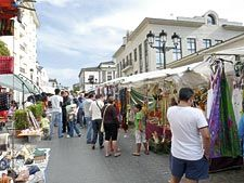 Feria Campomar. Tapia de Casariego.