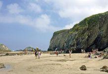 Playa de Porcía (El Franco)
